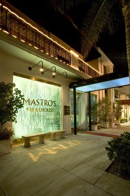 Mastro S Steakhouse Beverly Hills Penthouse In Los Angeles Has The