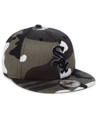 d183fcde New Era Chicago White Sox Fall Prism Pack 59FIFTY-fitted Cap - UrbanCamo 7  1/2