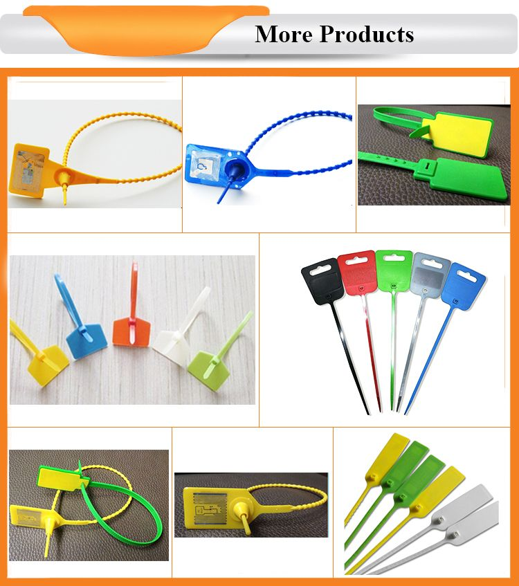 Colorful plastic label tie cable tag Cable Tie Tags | packaging TAG ...