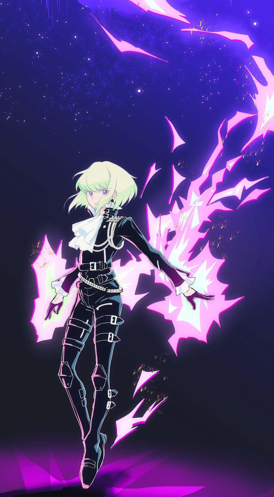 Lio Fotia Promare Anime Shows Anime Wallpaper Anime Art