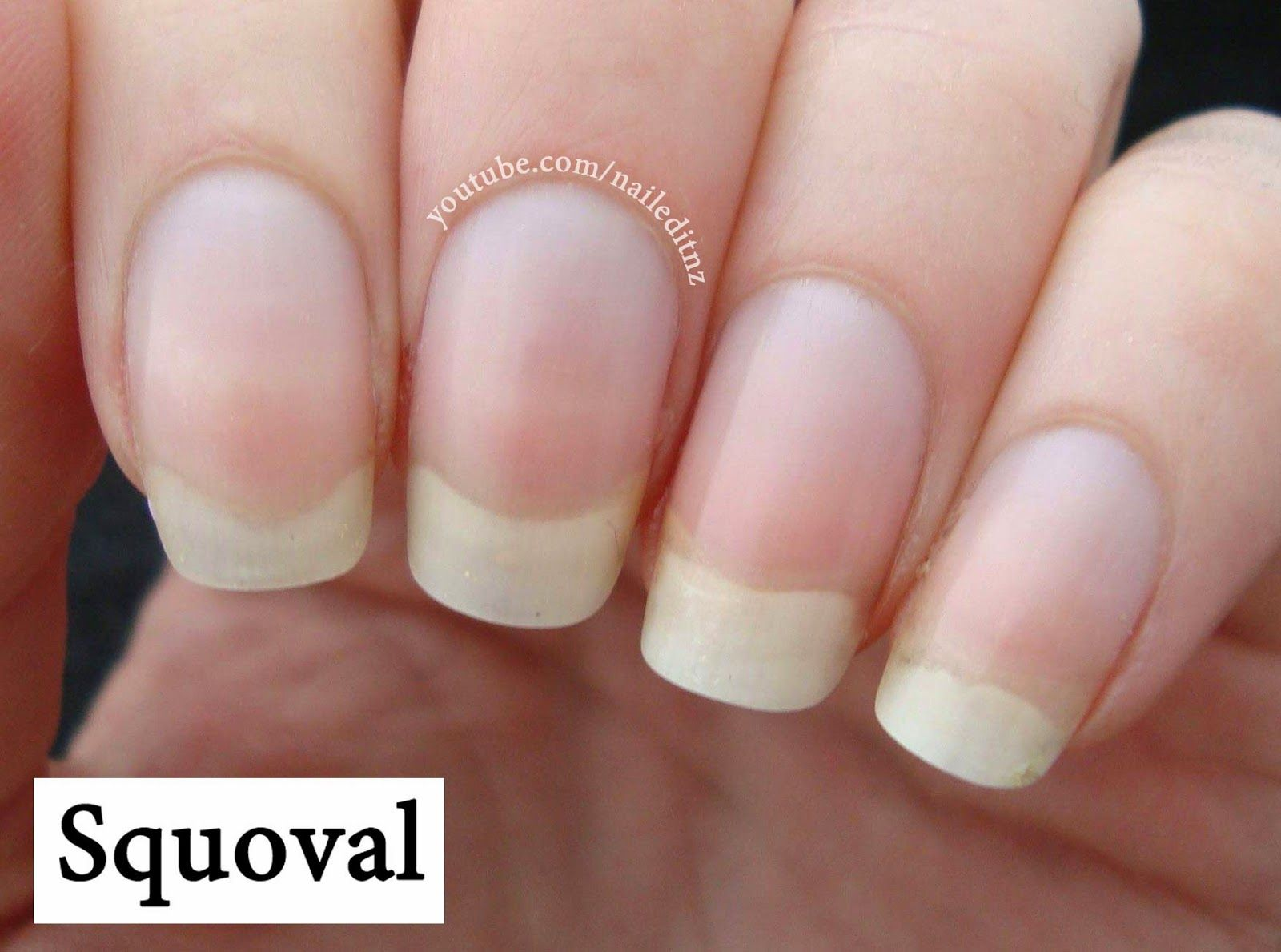 Nailed It NZ: How To File Your Nails | Almond, Oval & Squoval http ...