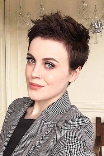 25 Trendy Short Pixie Hairstyles To Rock #pixiehairstyles