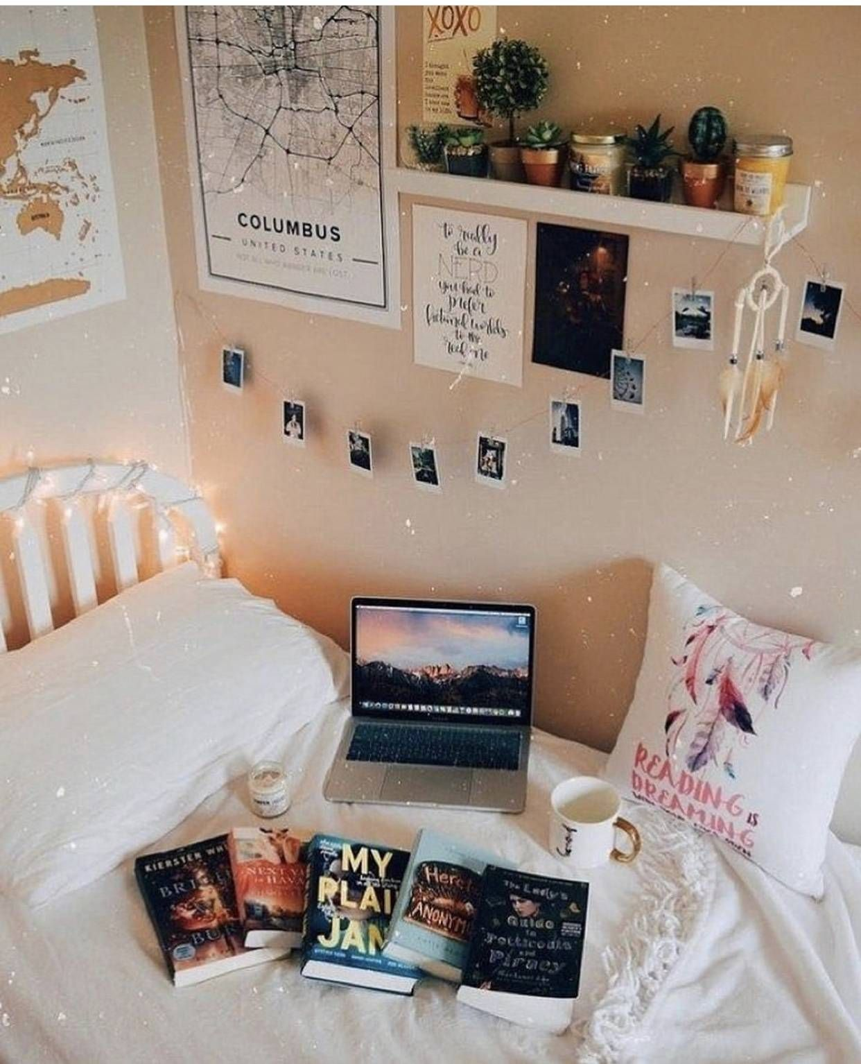 Vsco Decor Ideas - Must Have Decor for a Vsco Room - The Pink Dream