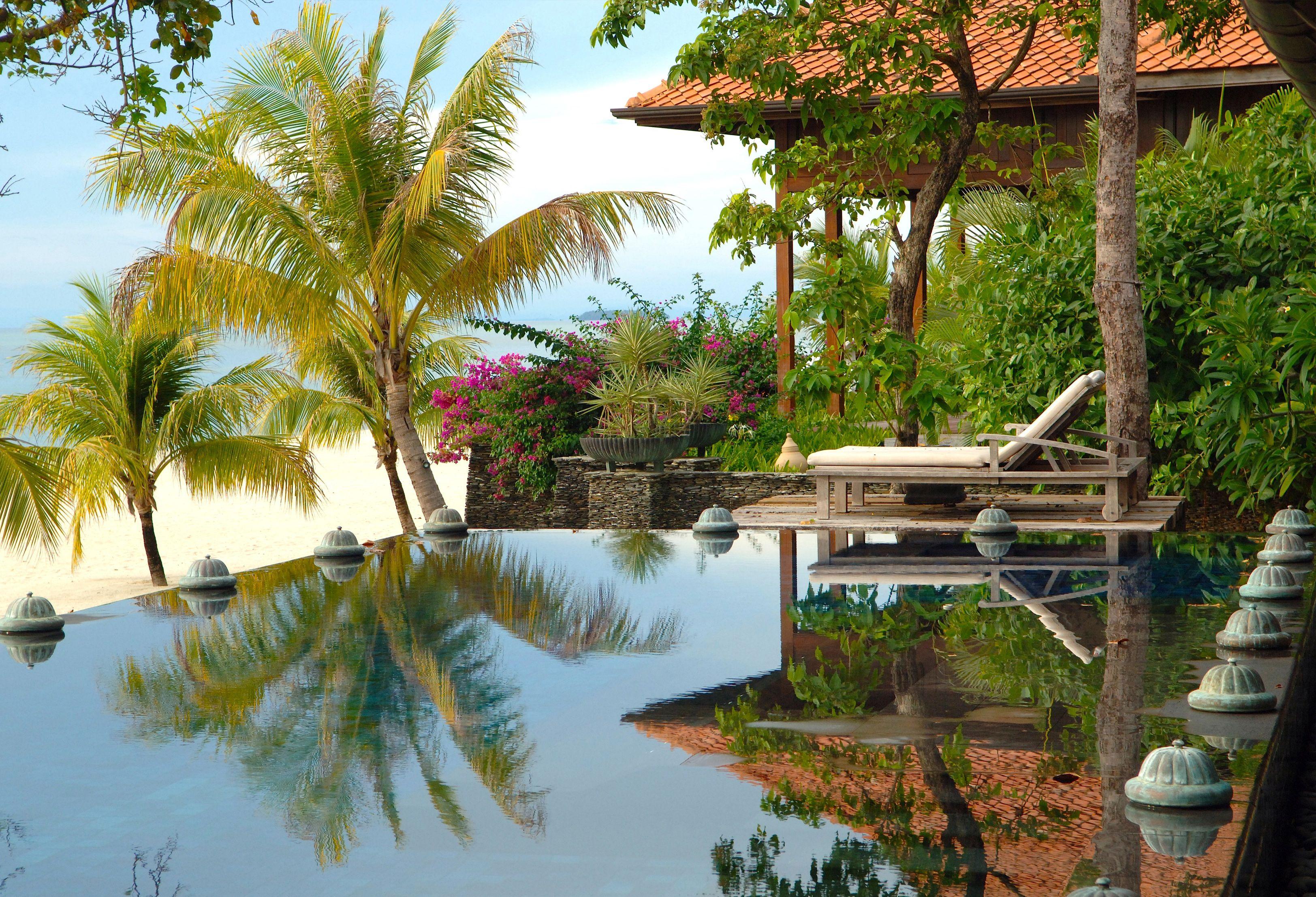 FOUR SEASONS RESORT LANGKAWI, MALAYSIA: Designed by BENSLEY | Hot ...