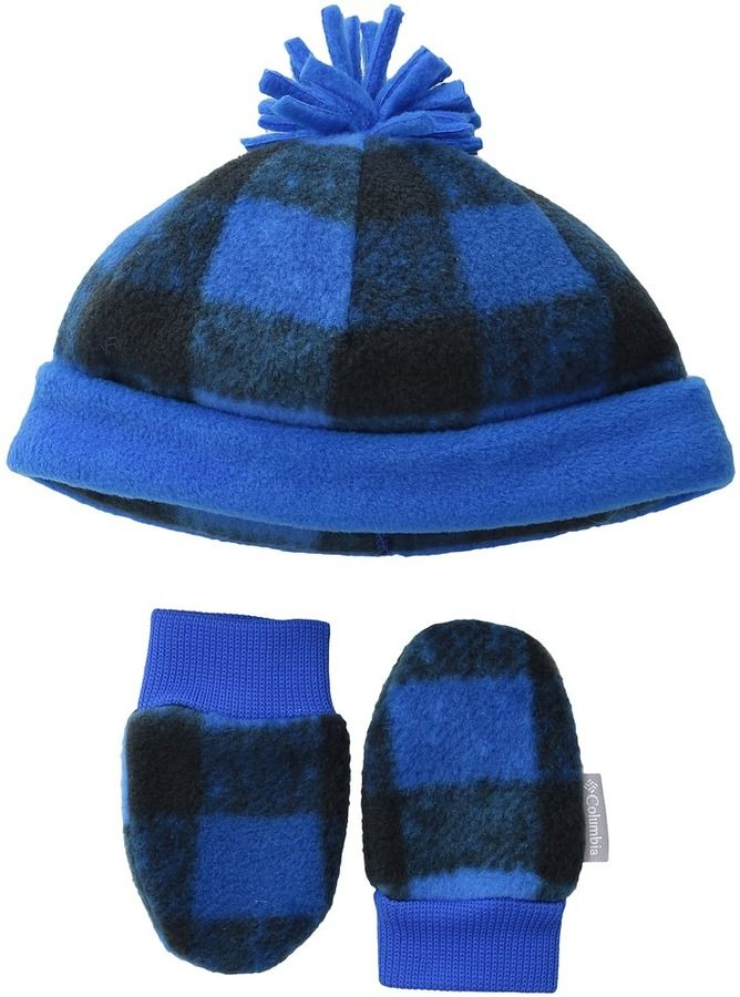 7da6fb8f Columbia Frosty Fleece Hat & Mitten Set (Infant) | Products ...