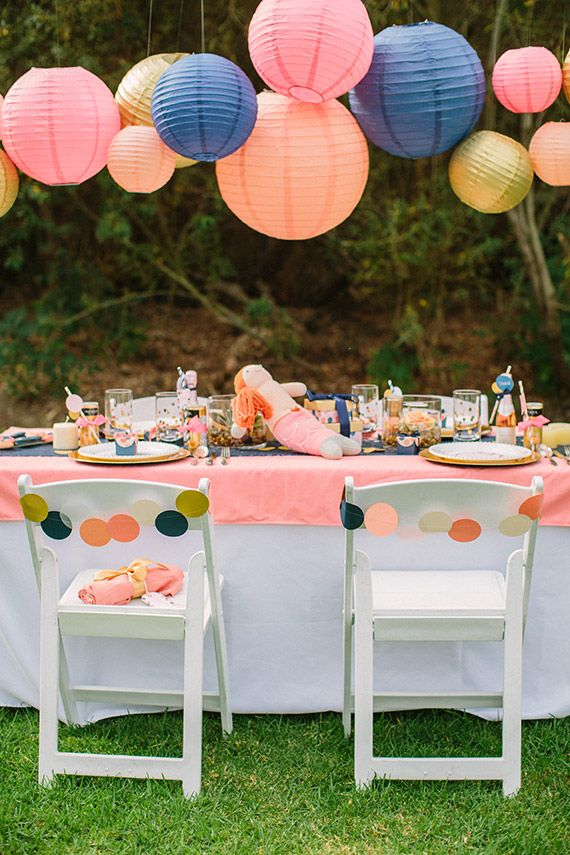 Pink And Blue Baby Shower Ideas By Tania Fischer Design Shelby