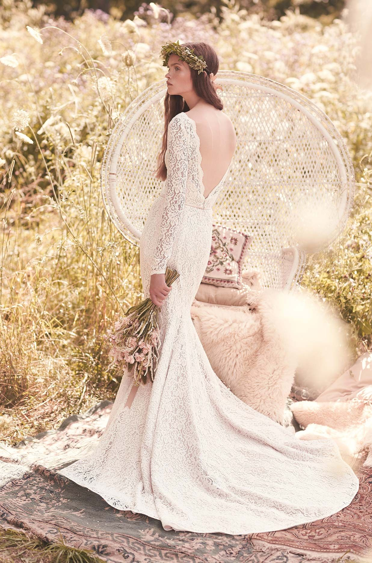Long sleeve wedding dress style mikaella bridal bridal