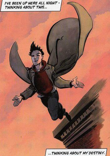 Peter Petrelli - Heroes