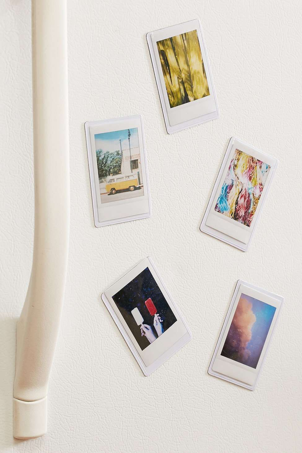 Cadre Photo Magnet Instax Photo Sleeve Magnet Set My Place Pinterest Cadre