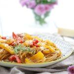 One-Pot-Pasta vegetarisch Rezept