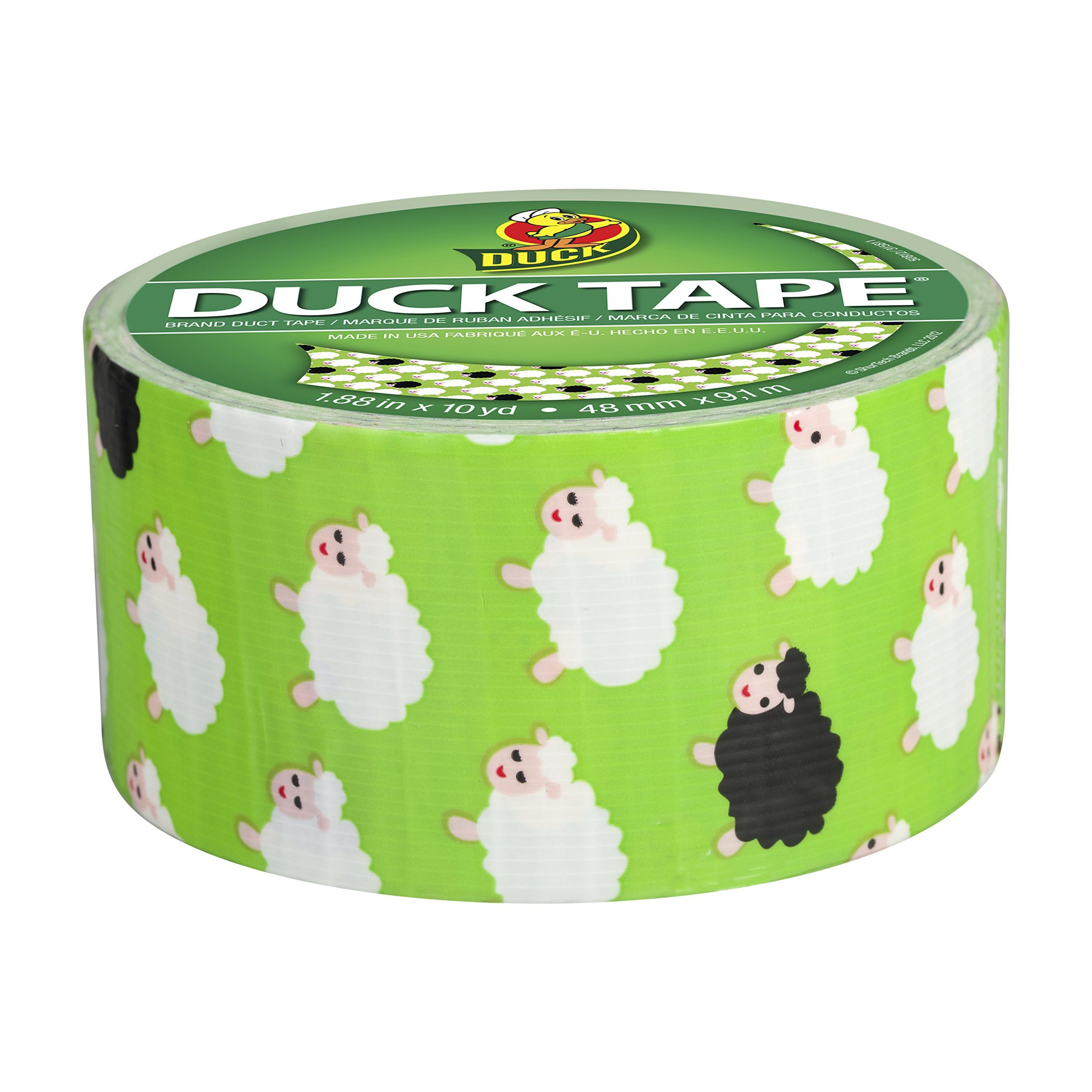 Sheep Printed Duct Tape :D