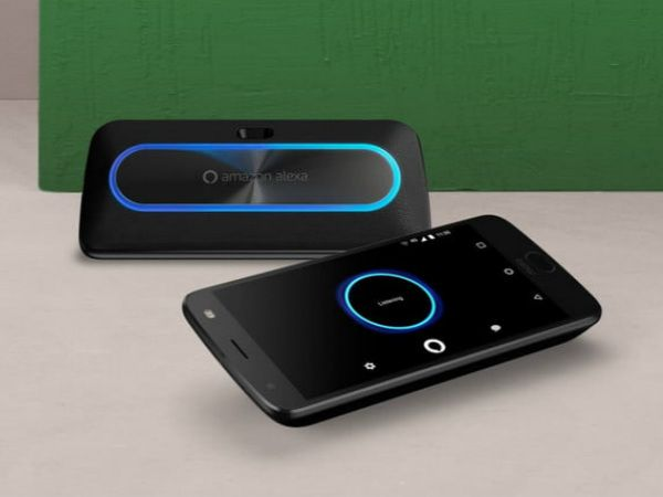 Motorola Launches Moto Mod With In Built Amazon Alexa News