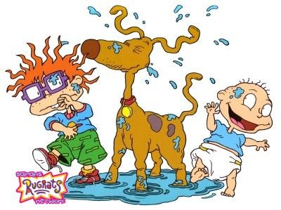 Chuckie, Tommy and Spike   Past TV Shows   Pinterest   Rugrats