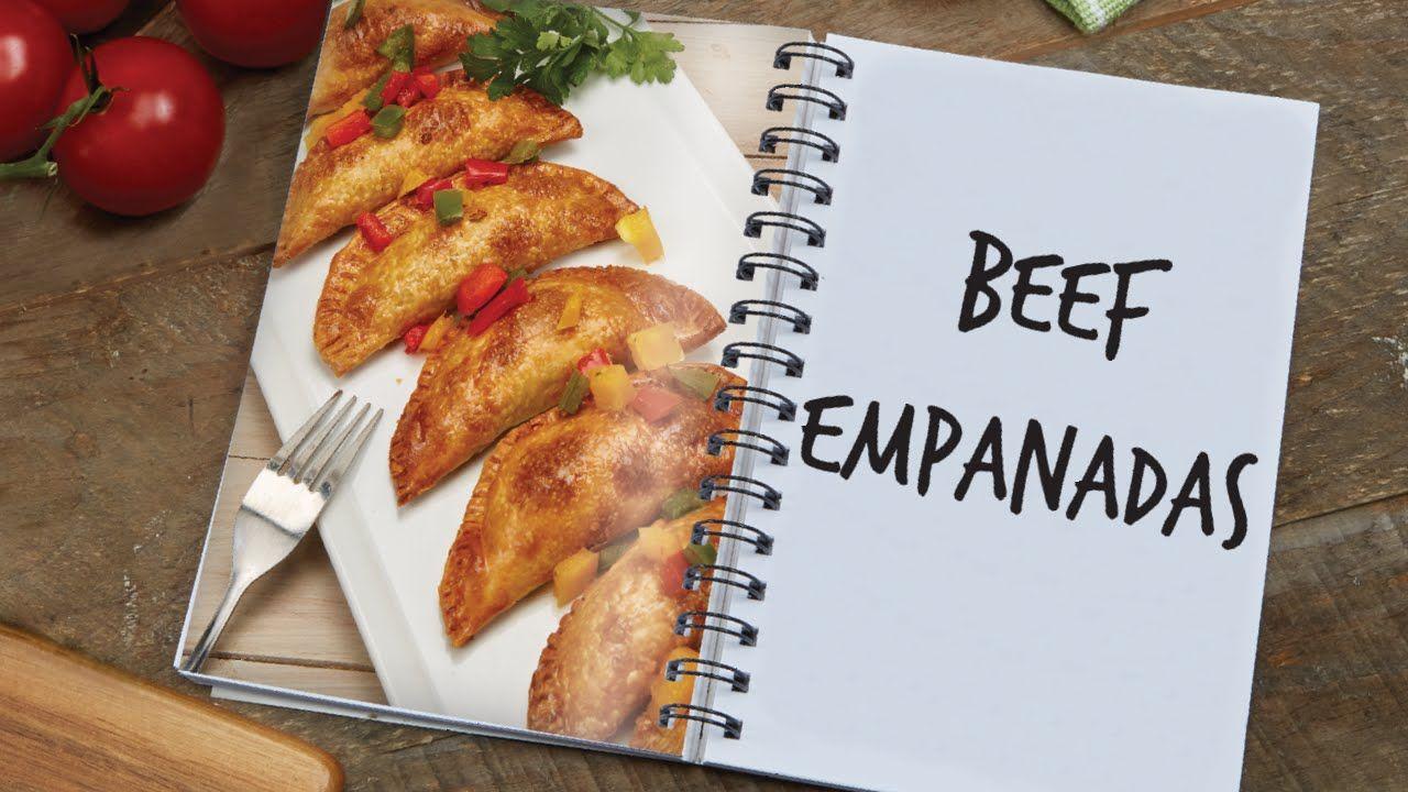 Easy Empanada Recipe in the Power AirFryer XL Easy