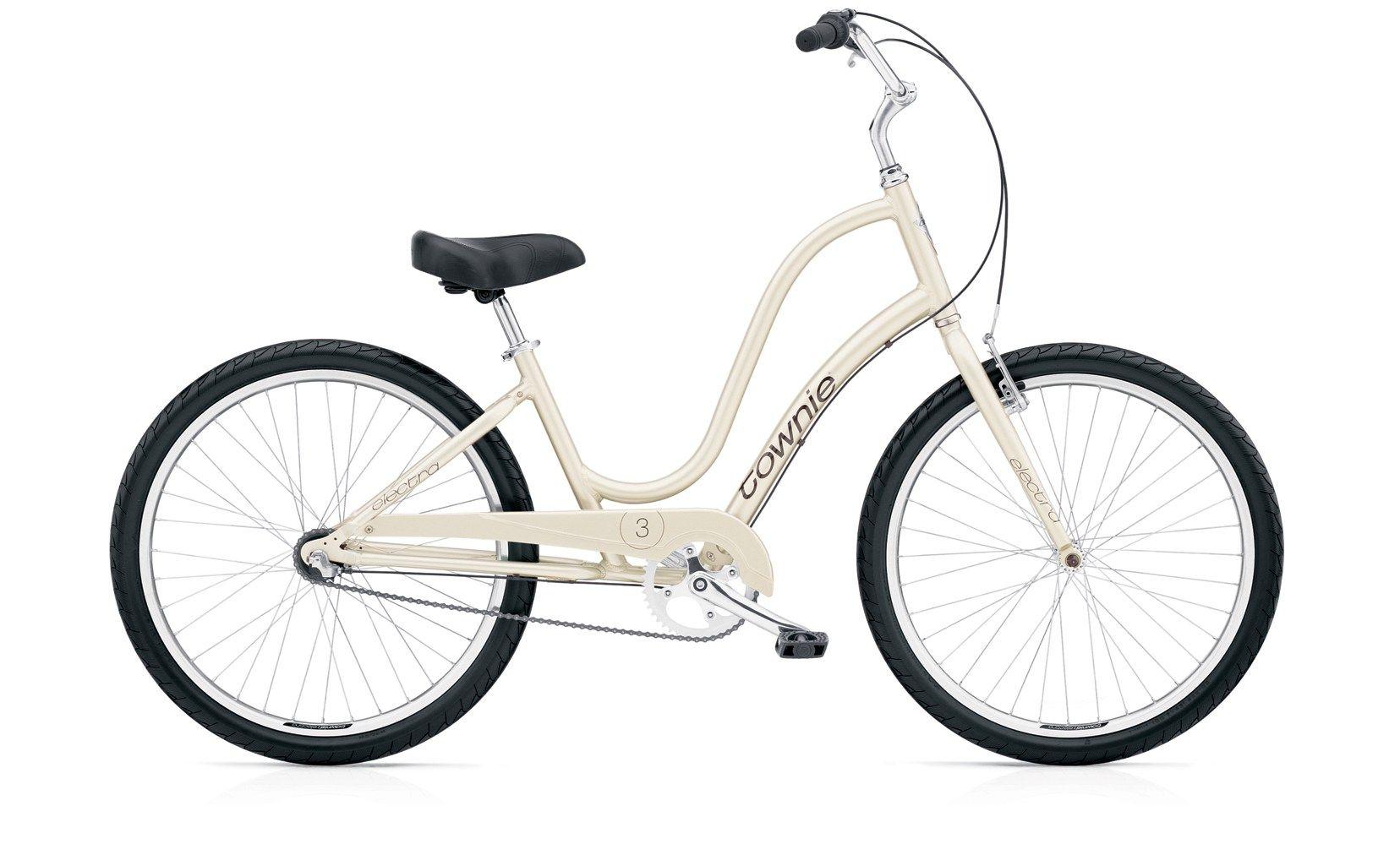 Electra Townie 3i Champagne StepThrough Women's Bike