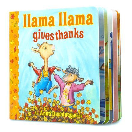 Image result for Llama Llama Gives Thanks