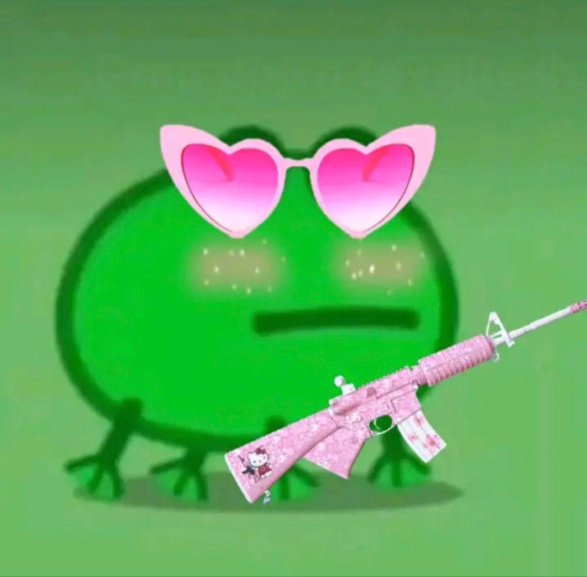 Tiktok Phrog Frog Meme Frog Art Frog Pictures