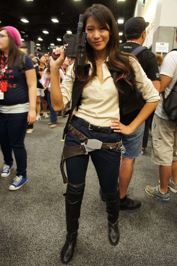 Han Solo Costume for #Halloween Doing it.
