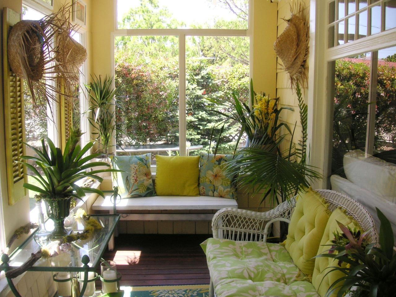 Beach Inspired Sunrooms. Sunroom DecoratingSunroom IdeasPorch ...