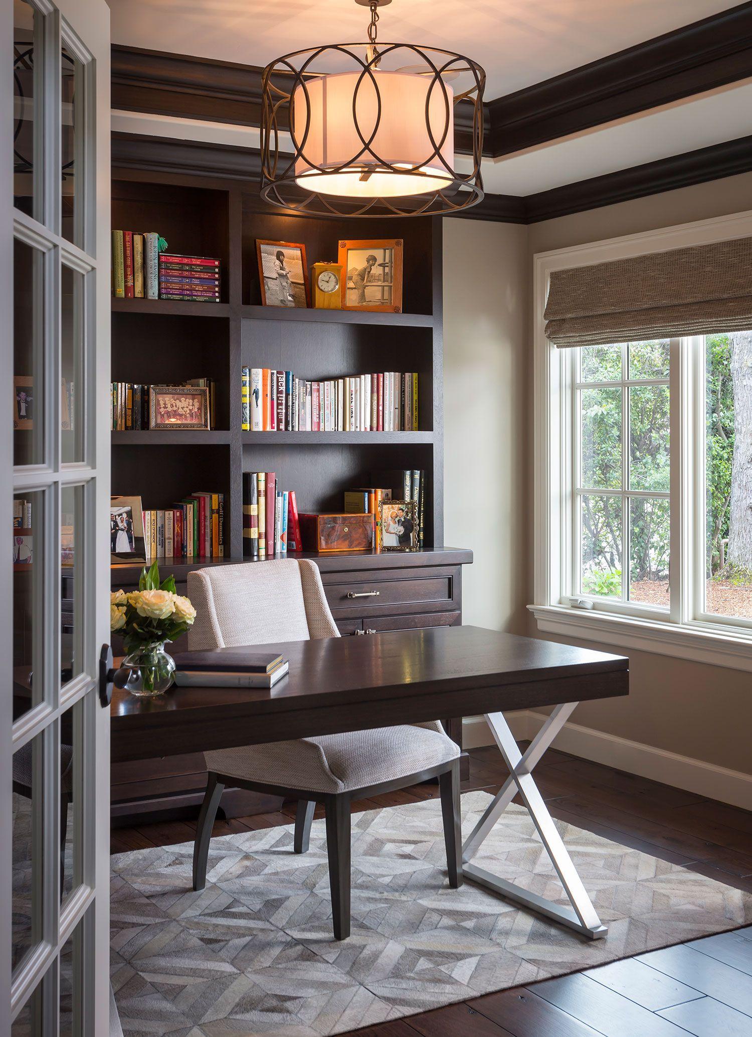 Crisp Transitional | Brownhouse Design #RaindropEssentialOilsMassage #modernlightingdesign