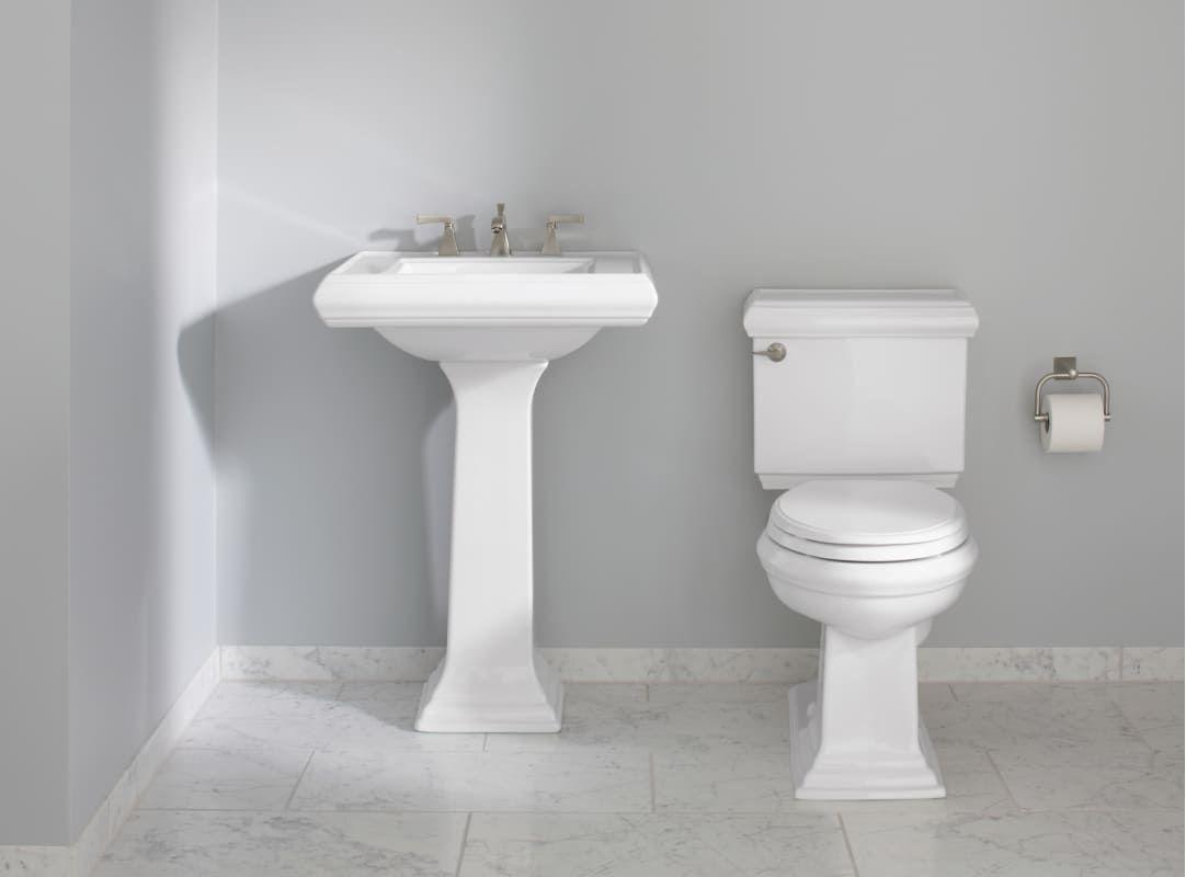 Kohler K 2238 8 In 2020 Pedestal Sink Kohler Memoirs Small