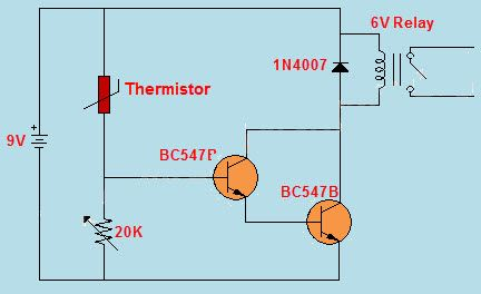 What are Different Types of Sensors with Circuits Circuits