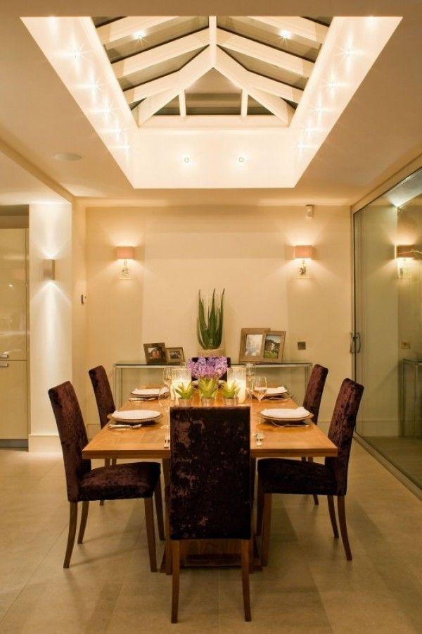 Ceiling Decoration Ideas #Décoration #Kitchen #House #Mobilier