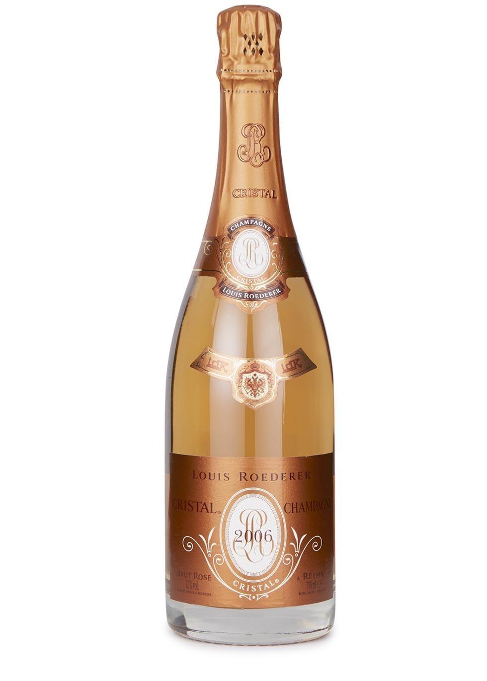 Cristal Rose 06 In 2020 Champagne Bottle Rose Champagne