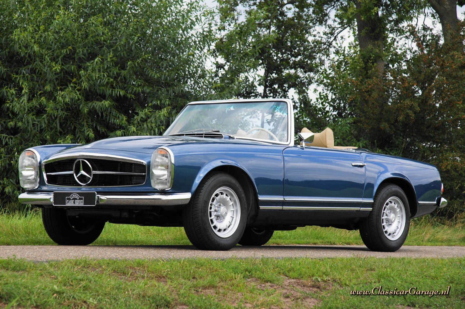 Mercedes pagoda for sale fotos de mercedes pagoda 280 sl for Mercedes benz pagoda