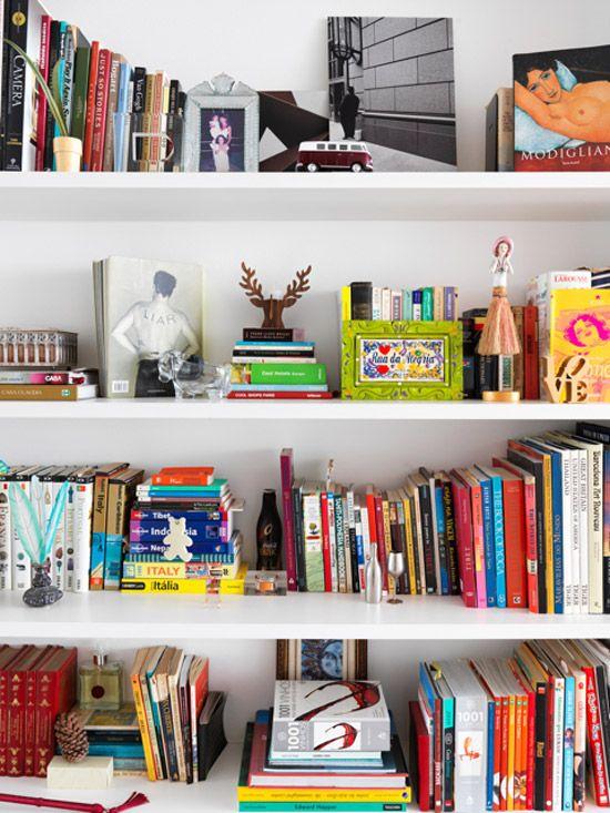 Decorviva! - Inspiração no tom da decoração.: As coisas (da casa) da Doris