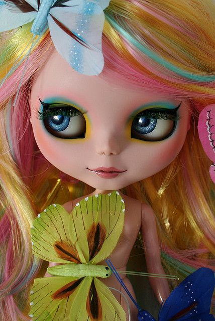 Blythe doll - Flickr: Search