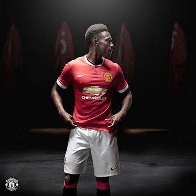 Nueva Camiseta Del Manchester United Primera 2014 2015 Temporada Manchester United Manchester Camisetas