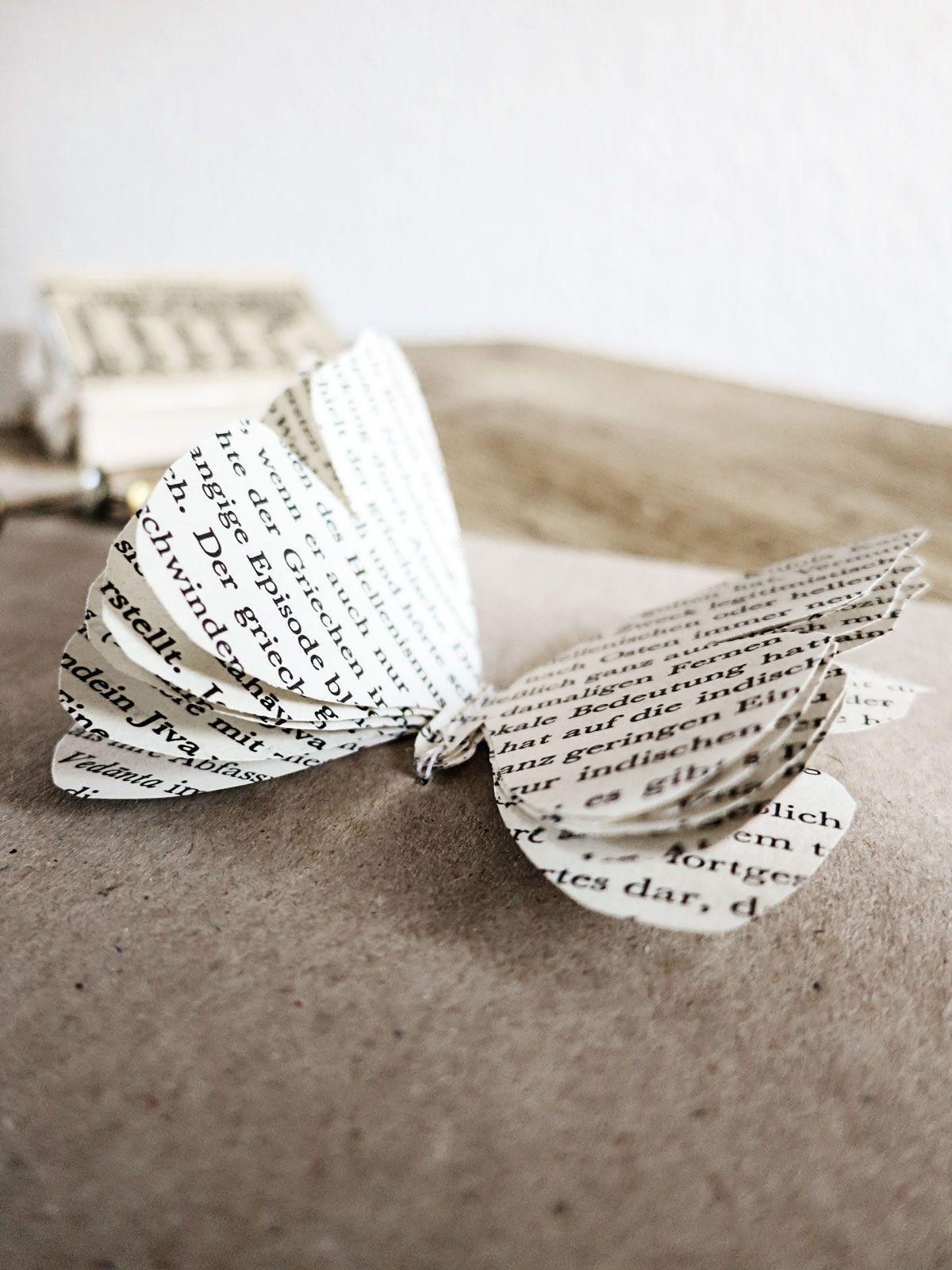 diy einfach nur papier just paper schmetterlinge basteln basteln und karten basteln. Black Bedroom Furniture Sets. Home Design Ideas