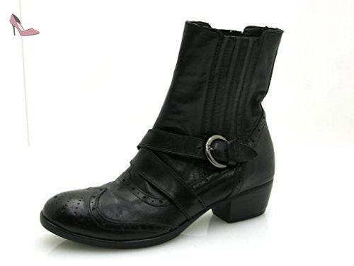 Tamaris 25467, Bottes Classiques Femme, (Black 001), 40 EU
