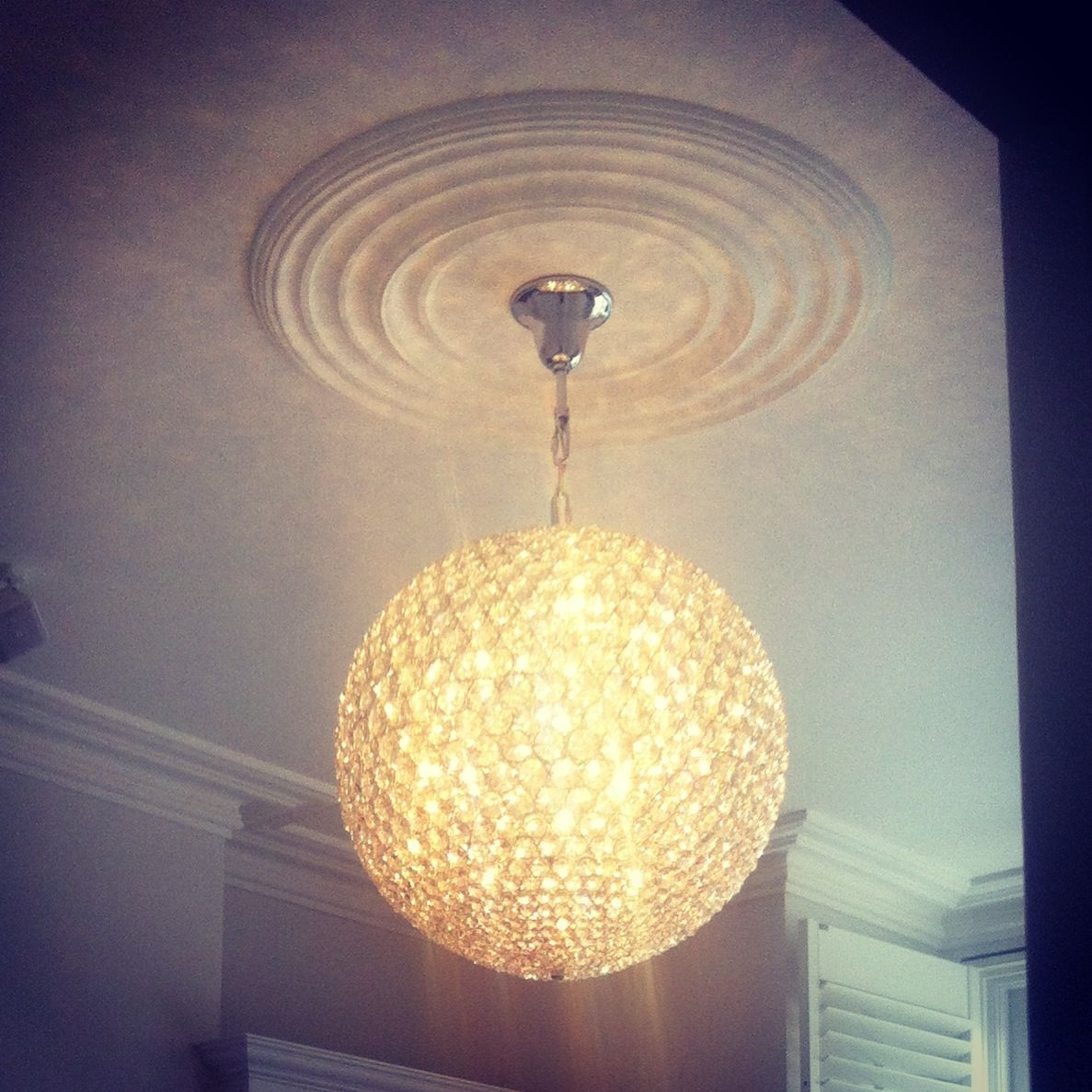 Chandalier-crystals, beautiful | Light up the castle | Pinterest ...