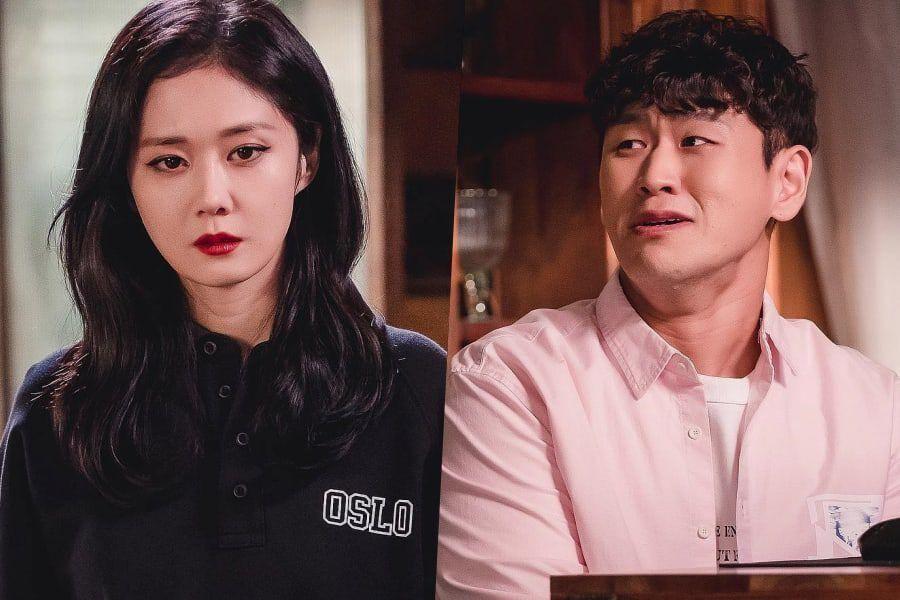 "Jang Nara And Kang Hong Seok Are Taken Aback By Jung Yong Hwa's Disappearance In ""Sell Your Haunted House"""