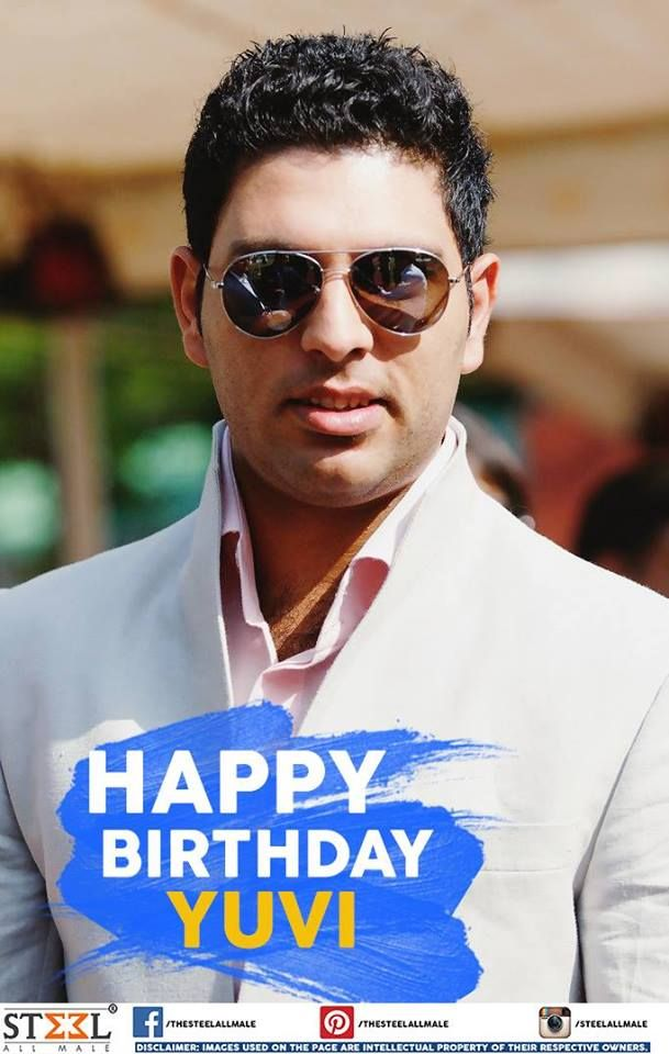 Steel All Male Wishes A Very Happy Birthday To The All Rounder