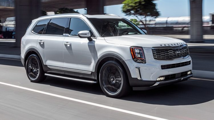 The 20 Best Large Suvs Heading Into 2020 Kia Suv Telluride