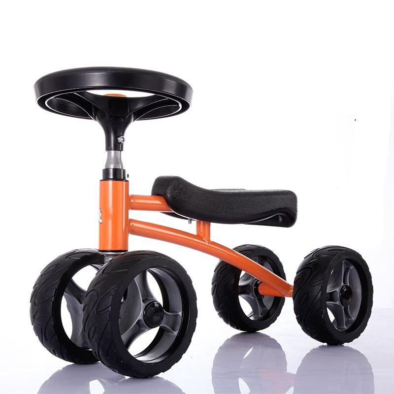 Four wheel steering wheel of schoolage child Best baby