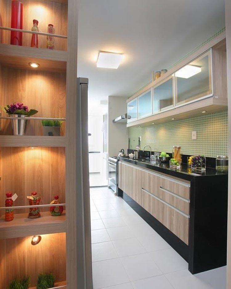 ⚠️SORTEIO - Link da Foto Oficial na Bio⚠️ -- Cozinha mais linda!!!! Amei 😍 #meuapedecor #decoration #decoração #inspiration #inspiração