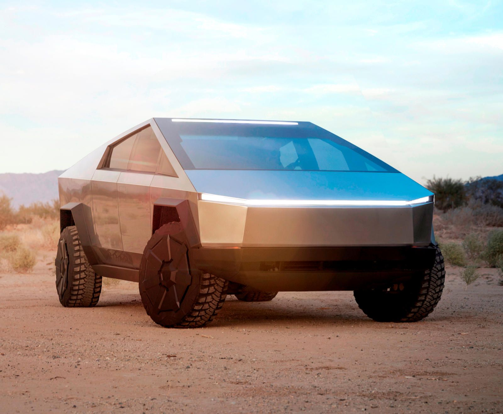 13 Famous Cars That Inspired Tesla Cybertruck S Radical Design We