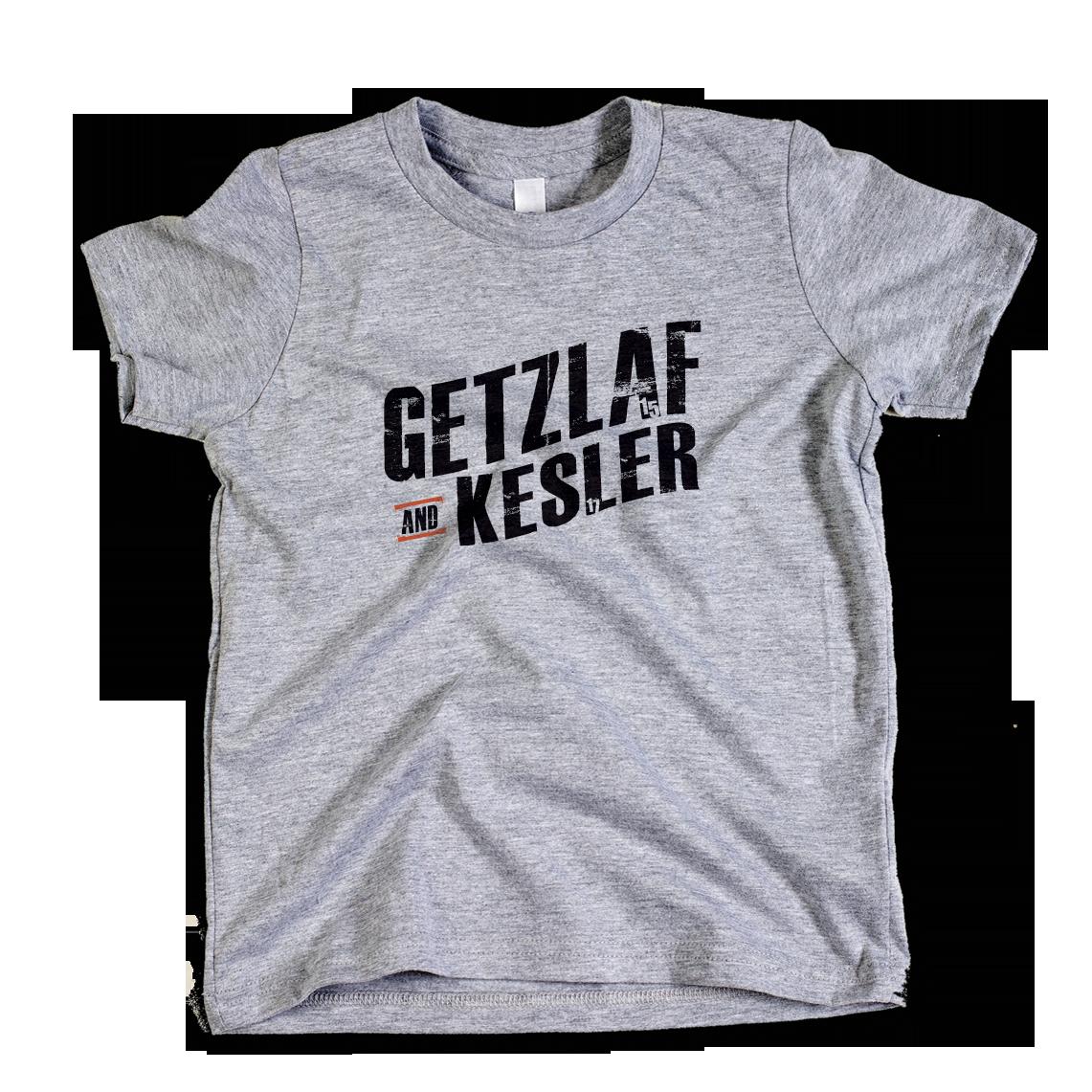 Getzlaf And Kesler Black