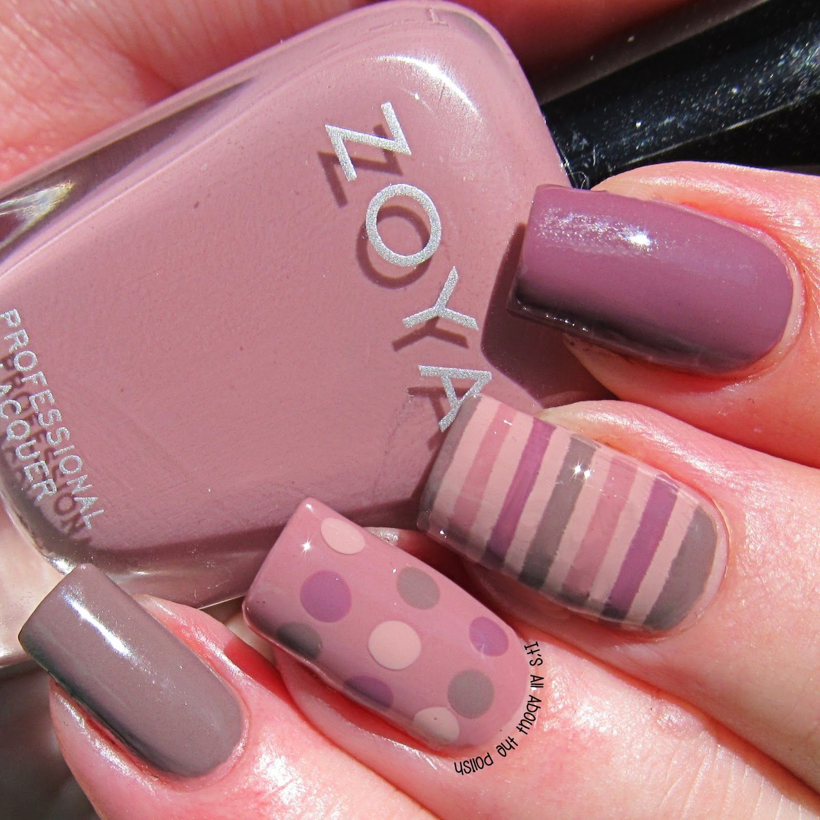 It\'s all about the polish: Zoya Neutral collection, Rue, Odette ...
