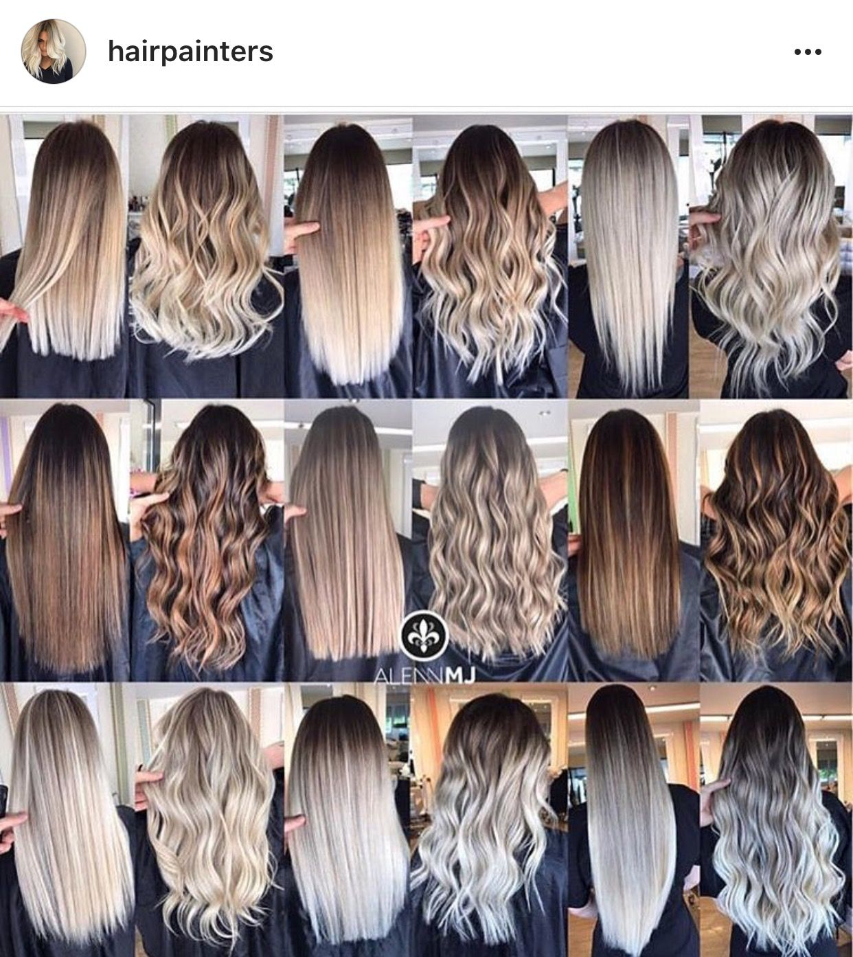 Light Ash Brown With Ash Blonde Balayage Hair Hair Looks
