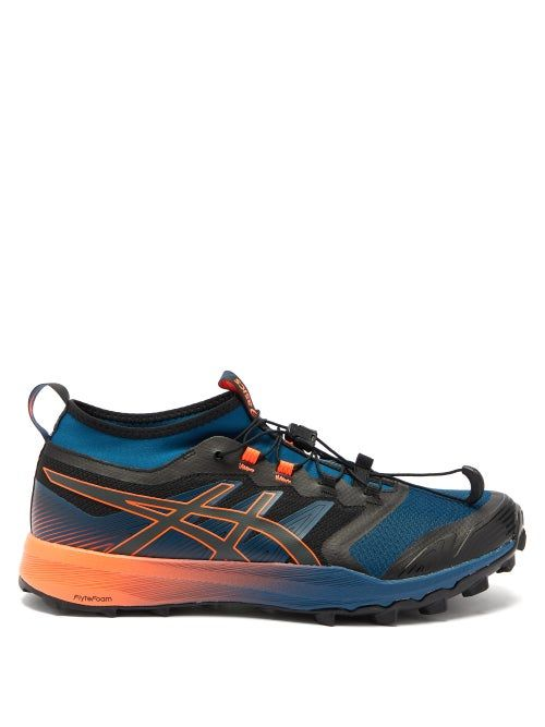 lowest price da771 00646 ASICS ASICS - FUJITRABUCO™ PRO TRAIL RUNNING TRAINERS ...