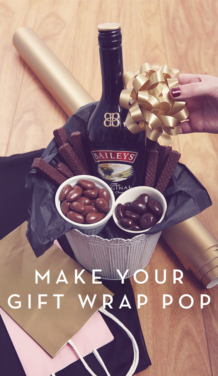 Gift giving is a great excuse to DIY! Show off your