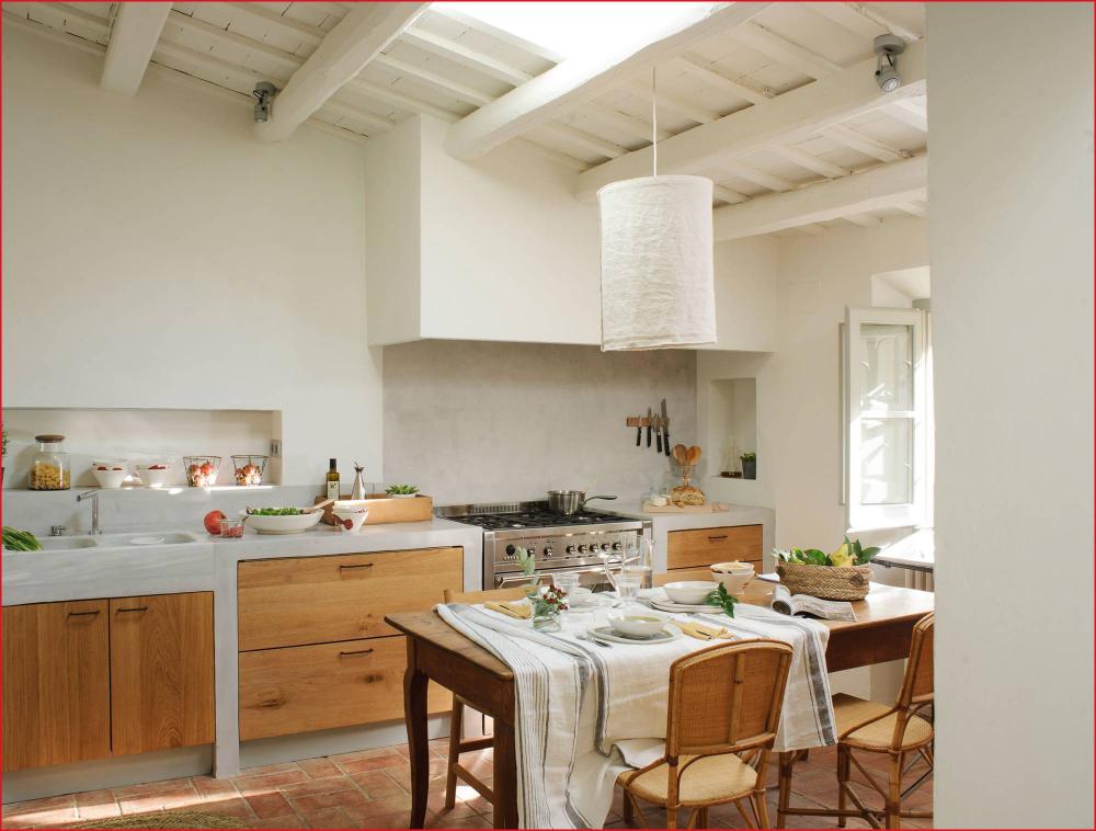 Muebles De Cocina Con Patas Vistas Buscar Con Google Cocinas De Estilo Rustico Cocinas De Obra Cocina Moderna Casa De Campo