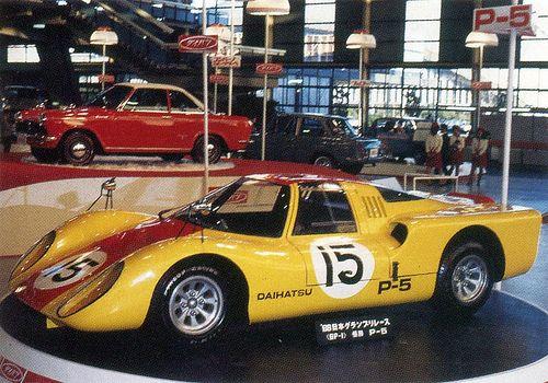 1963 Daihatsu P5 Daihatsu Daihatsu Japanese Cars Cars