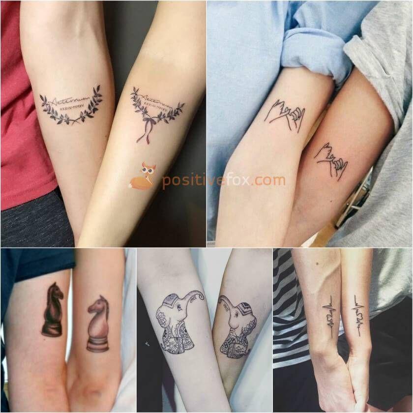 Couple Tattoos Couple Tattoo Ideas Identical Tattoos For Couples Meaningful Tattoos For Couples Best Couple Tattoos Matching Tattoos