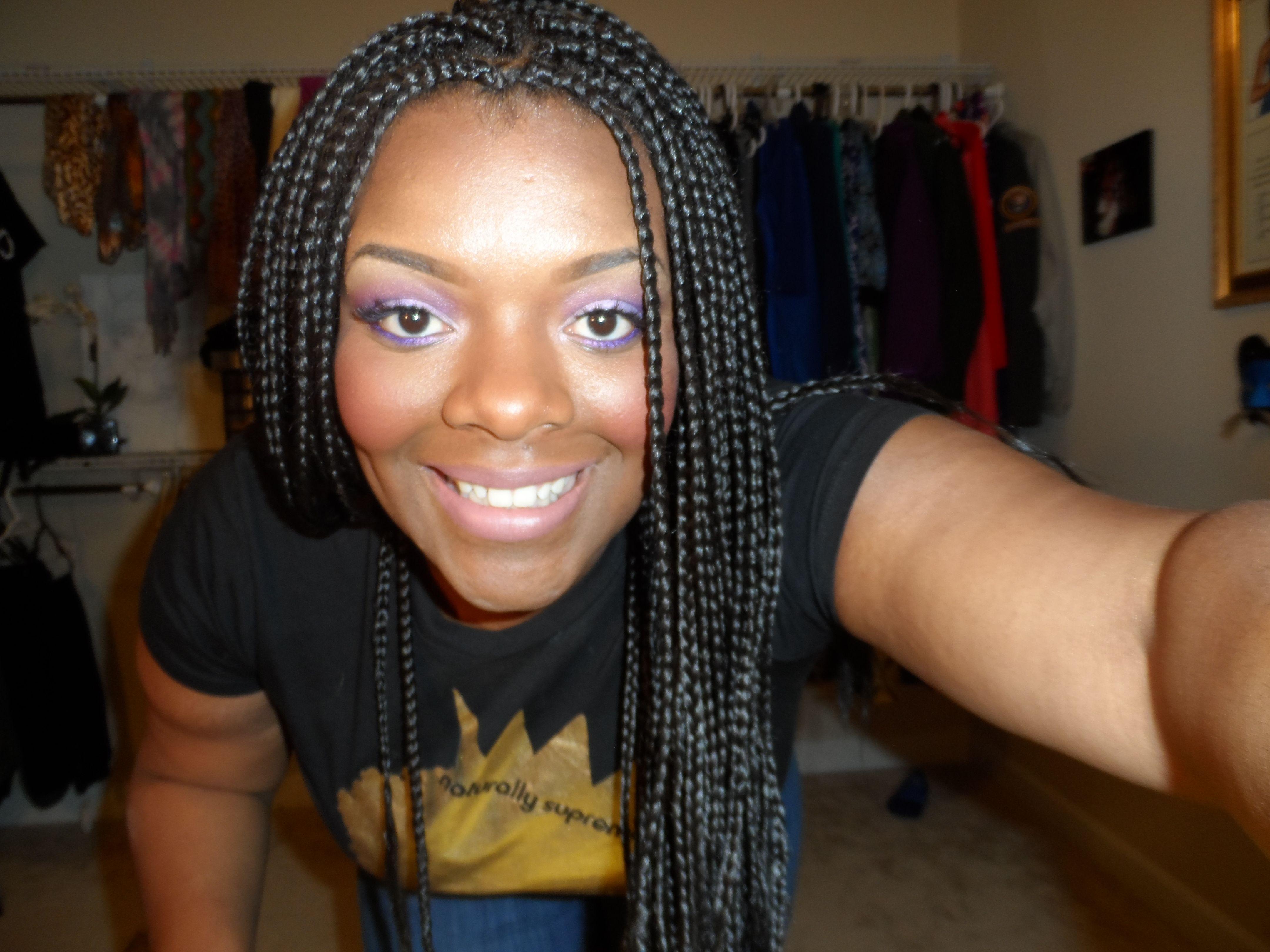 super long box braids Natural Hair Pinterest